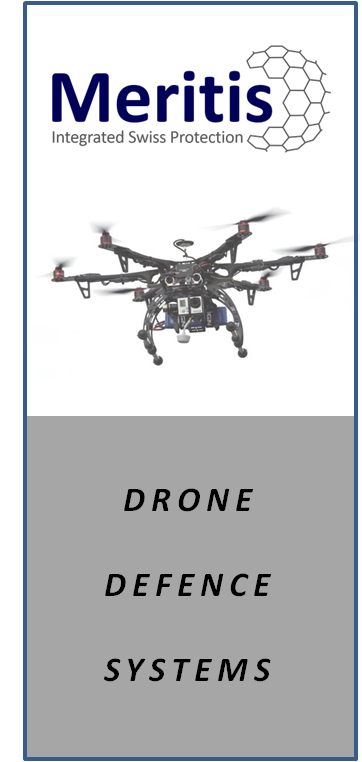 ANTI DRONE SYSTEM INFRASTRUCTURE PROTECTION