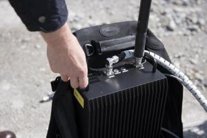 portable drone defense