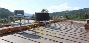 UAV Drone detection Radar warning system